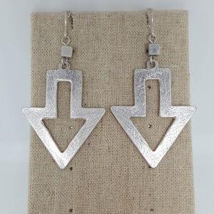 Jewelry - Dangling Arrow Earrings